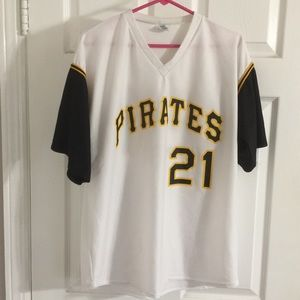 Pirates Clemente Jersey